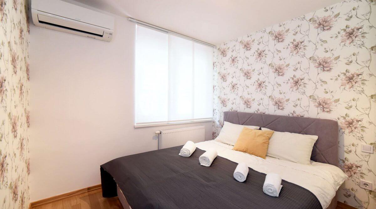 Dvosoban apartman za dnevni najam u centru Zagreba
