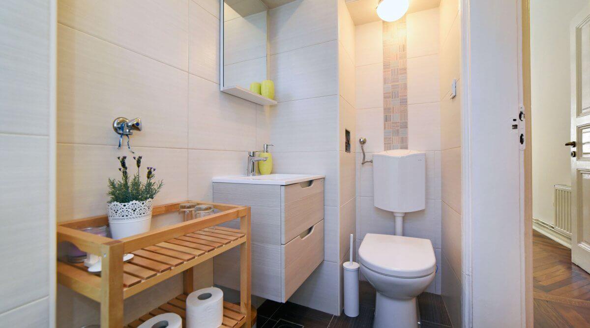 Dvosobni apartman za dnevni najam u centru Zagreba